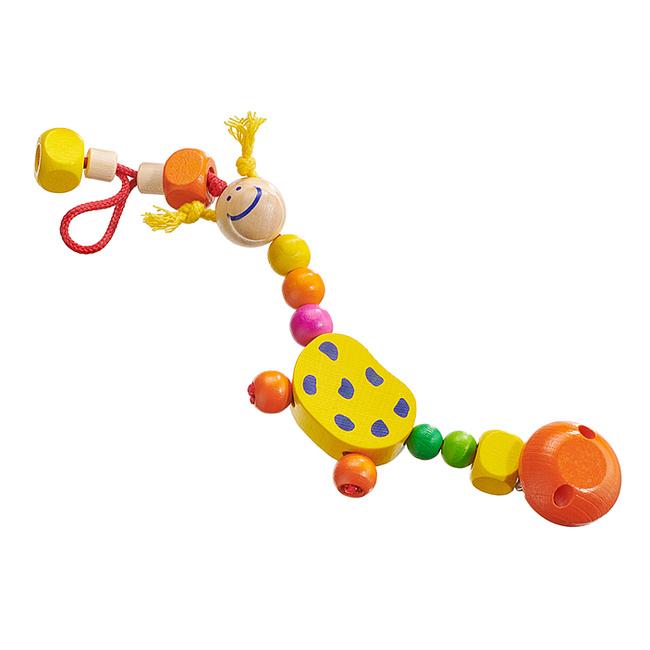 Selecta Schnullerkette Collini Giraffe