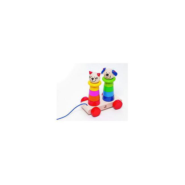 babys welt nachzieh spielzeug filino von selecta ab 1 jahr babys welt. Black Bedroom Furniture Sets. Home Design Ideas